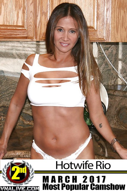 Hot Wife Rio 2nd Place Winner VNA Voting
