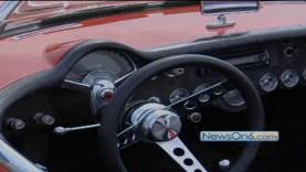 Corvette Caravan Rolls through Checotah, OK