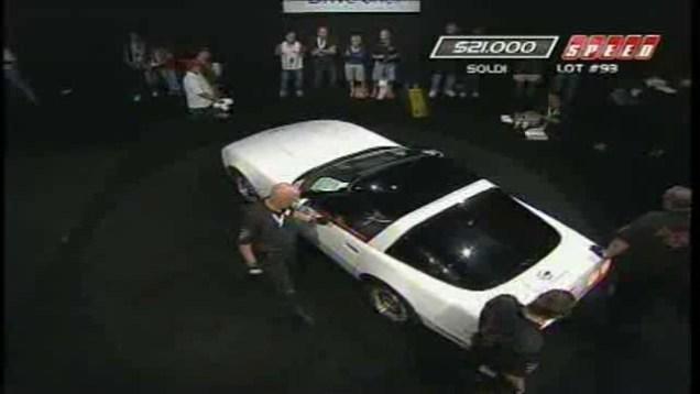 Barrett-Jackson 2009: 1993 Corvette Sells for $23,100