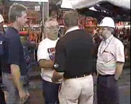 Building the Last C4 Corvette 1996 in Bowling Green Kentucky