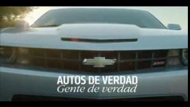 Chevrolet Corvette – Mexican Commercial