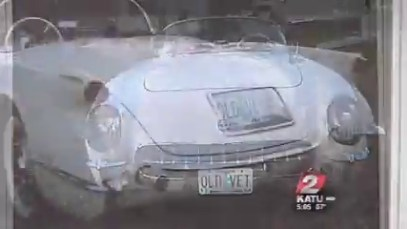 Have You Seen This 1954 Corvette?