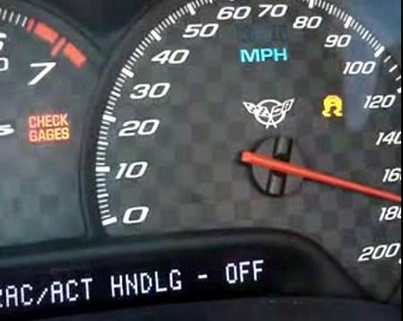 Corvette C5 ZO6 30mile to 180 mile Top Speed Run