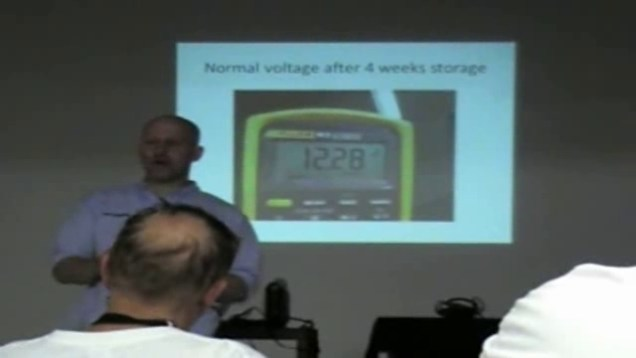 Paul Koerner Seminar on C5 Corvette Column Lock Issues