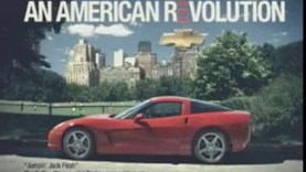 2005 C6 Corvette  and Chevy Cobalt Commercial