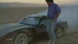Jeremy Clarkson Takes Aim at a 1984 Corvette