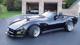 1200 BHP Twin Supercharged 1974 Chevy Corvette