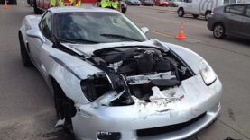 z06-crash-parking-lot