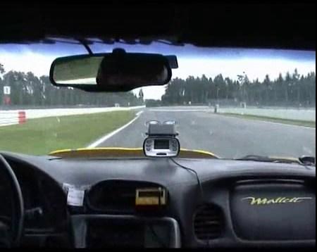 Mallett C5 Corvette vs Porsche 911 vs BMW vs Acura R-Type