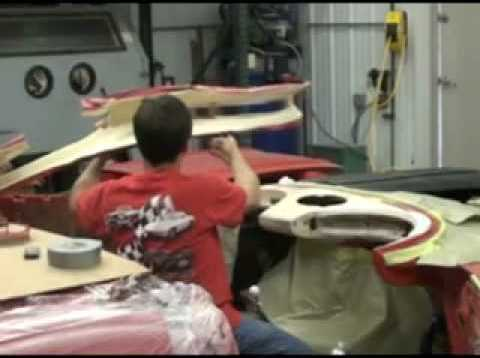 1960 Corvette Dash Pad Installation – Part 6