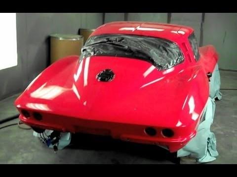 1964 Corvette Strip