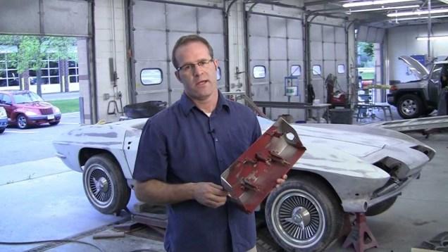 1966 Corvette Stingray Fiber Glass and Body Work