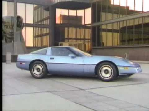 1984 C4 Corvette Demonstration Video Part 2 of 2