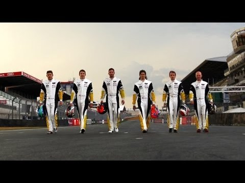 2014 24 Hours of Le Mans Race | Corvette Racing