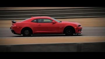 2014 Chevrolet Camaro Z/28: Dicing at Barber Motorsports Park