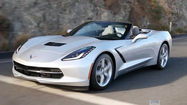 2014 Chevy Corvette Stingray Convertible Review – Kelley Blue Book