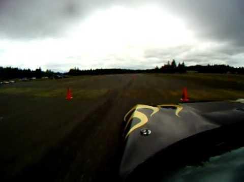 C4 Corvette Autocross – Shelton, Washington