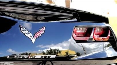 C7 Corvette Stingray street races 2013 SRT Viper and McLaren MP4 12C
