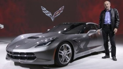 Part 2 of 2 of The Interview Series @ 2014 Chevrolet Corvette Stingray / Z51