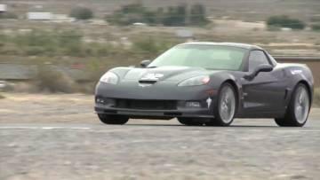 Spring Mountain Motorsports Ranch Corvette ZR1 Driving School