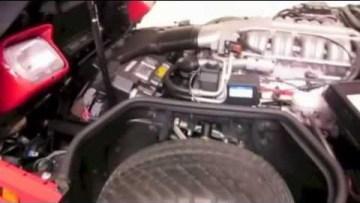 The last 1995 ZR-1 Corvette