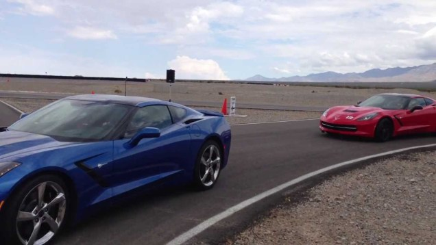 The Stingray  Experience (Hands on with the 2014 Chevrolet Corvette)