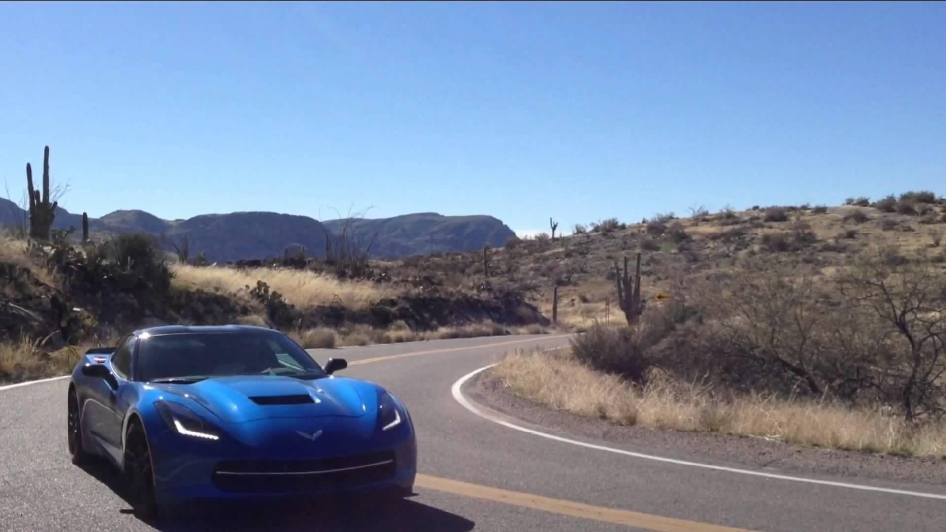Trailer …2014 Corvette Stingray  c0f0a013a4eb2