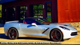 2015 Chevrolet Corvette Stingray Convertible Review