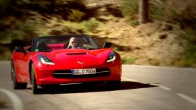 Chevrolet Europe: The all-new 2015 Corvette Stingray Coupe and Convertible Trailer