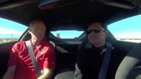 2015 Corvette Z06 first drive with Chief Engineer, Tadge Juechter