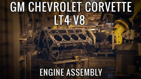 Building GM's most powerful Engine Ever, the Corvette Z06's 650hp LT4 V8!