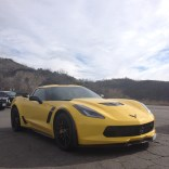 Let's Drive A Corvette Z06 Around The Figure Eight