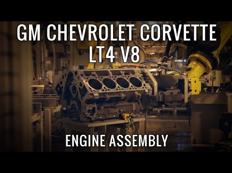 Tag: gm engine plant | VetteTube – Corvette Videos