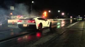 World's First 9 Second 2015 C7 Corvette Z06 – 9.87 @ 138mph