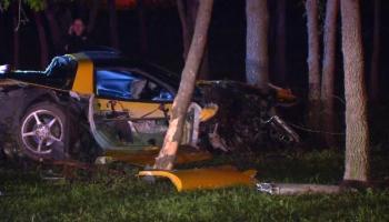 Fatal Corvette Crash on Fort Worth in Texas   VetteTube