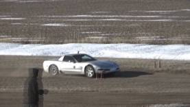 C5 Z06 Corvette Goes Offroading And Attempts RALLY CROSS!