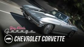 Joe Rogan's 1965 Chevrolet Corvette Stingray Restomod – Jay Leno's Garage