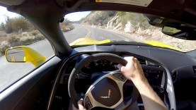 2017 Chevrolet Corvette Grand Sport POV Test Drive