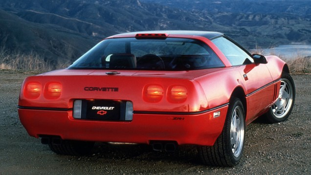 C4 Corvette Videos