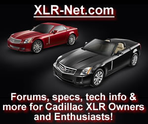 Forums, specs, tech info, registry and more for 2004 - 2009 Cadillac XLR owners and enthusiasts.
