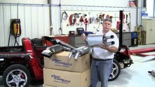 C4 Corvette Muffler Options