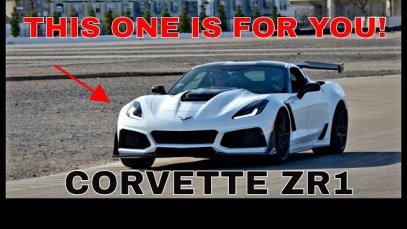 2 – 2019 CORVETTE ZR1's!!! Corvettes 918's ZR1 and a Black on Black ZR1!