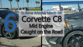 GM President Mark Reuss Spotted Riding Shotgun in a C8 Mid-Engine Corvette