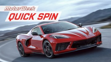 MotorWeek Magazines Takes the 2020 Mid-Engine Corvette for a Spin