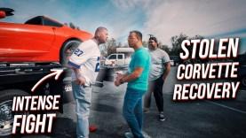YouTuber Confronts The Thief That Stole His C7 Corvette