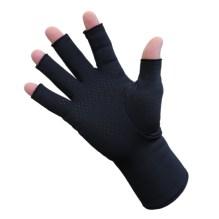 Infrared Raynaud's Arthritis Fleece Open Finger Gloves