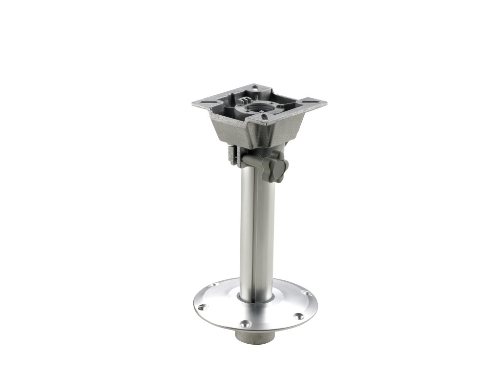 Pedestals Boat Seat Pedestal Fixed Height With Slide