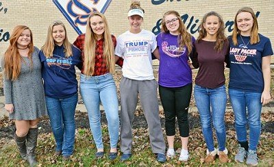The Switzerland County High School FFA chapter will hold its annual 'Queen of Hearts' pageant this Saturday night