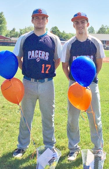 Seniors Dalton Roark