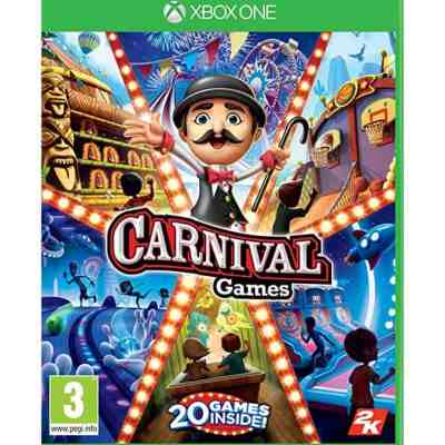 Carnival Games Review and Giveaway